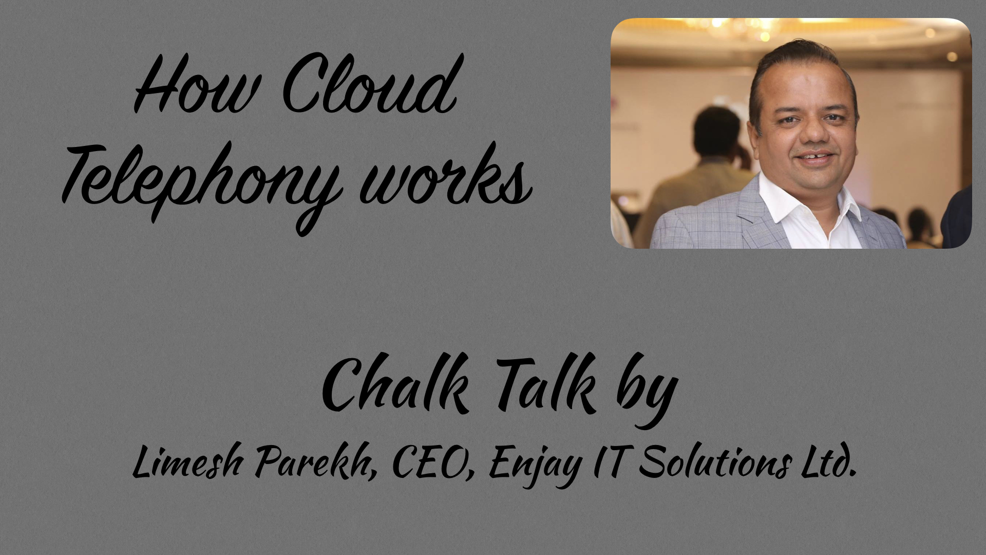 How Cloud Telephony works?