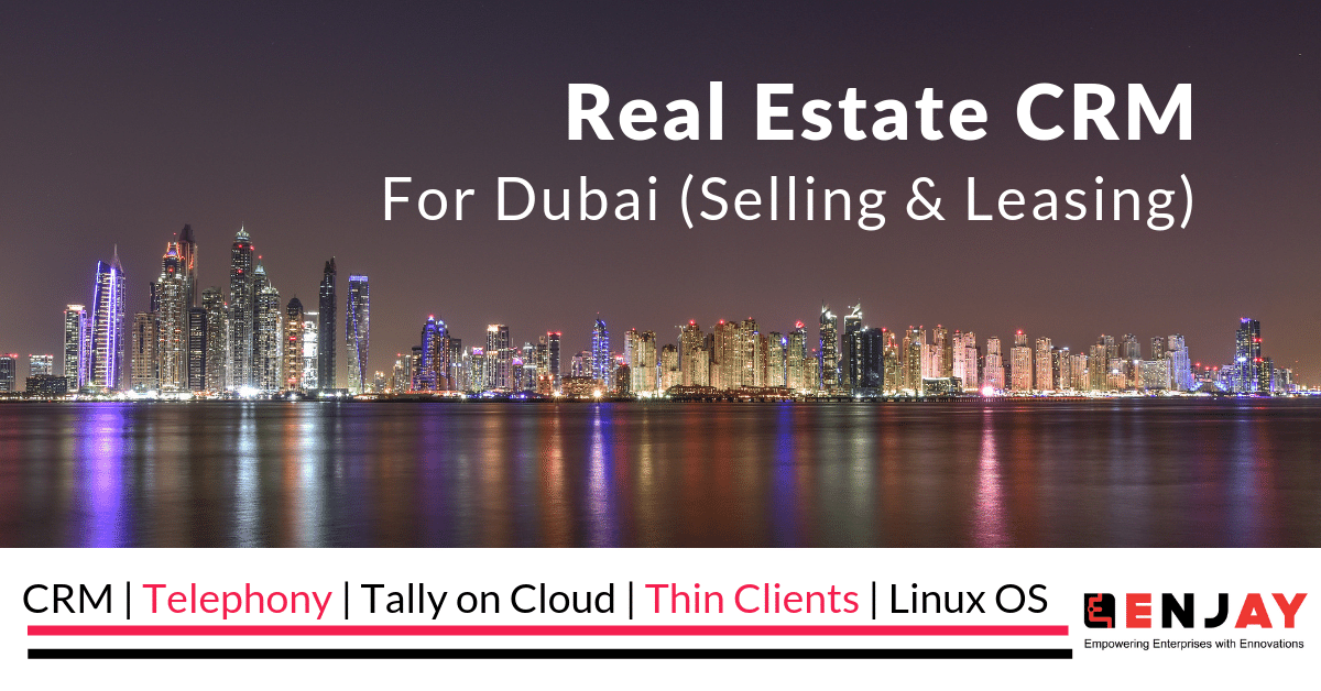 Real Estate CRM for Dubai