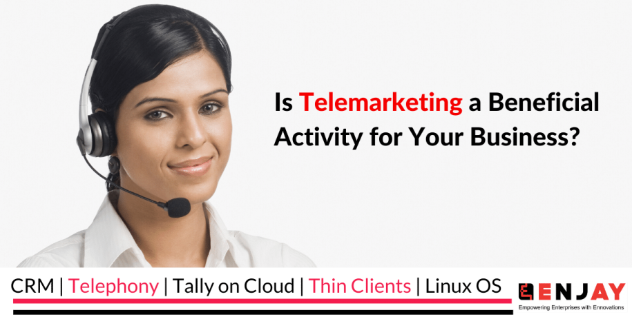 telemarketing advantages and disadvantages