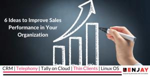 Ideas to Improve Sales Performance